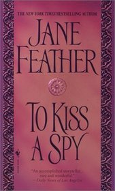 To Kiss a Spy (Kiss, Bk 2)