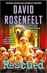 Rescued (Andy Carpenter, Bk 17)