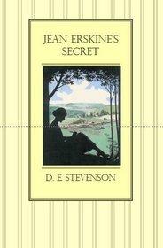 Jean Erskine's Secret