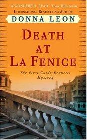 Death at La Fenice (Guido Brunetti, Bk 1)