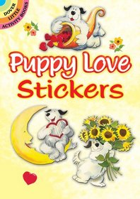 Puppy Love Stickers (Dover Little Activity Books)