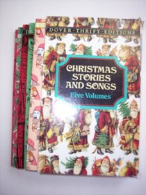 Christmas Stories and Songs: The Gift of the Magi and Other Short Stories/the Nutcracker and the Golden Pot/Christmas Carols : Complete Verses/a Chr