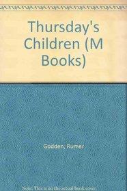 Thursday's Children (M Books)