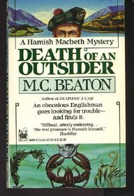 Death of an Outsider (Hamish MacBeth, Bk 3)