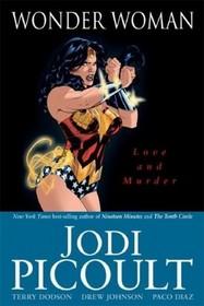 Wonder Woman : Love & Murder