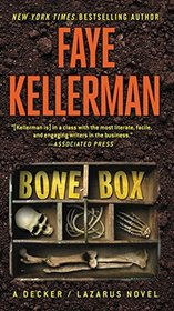 Bone Box (Peter Decker & Rina Lazarus, Bk 24)
