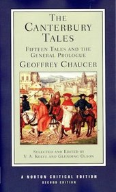 The Canterbury Tales, Second Edition (Norton Critical Editions)