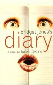 Bridget Jones's Diary : A Novel (Large Print)