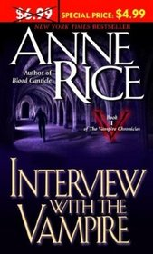 Interview with the Vampire (Vampire Chronicles, Bk 1)