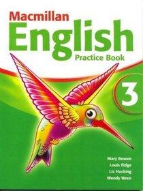Macmillan English 3: Practice Book (Primary ELT Course for the Middle East): Practice Book (Primary ELT Course for the Middle East)