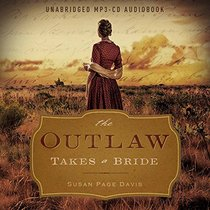 Outlaw Takes a Bride Audio (CD):