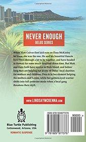 Never Enough: Delos Series, 3B1