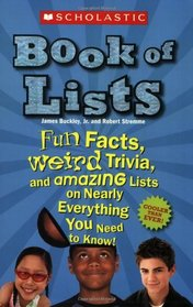 Book Of Lists (New and Updated)