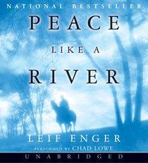 Peace Like a River (Audio CD) (Unabridged)