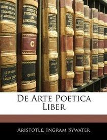 De Arte Poetica Liber (Greek Edition)