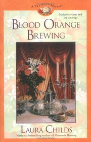Blood Orange Brewing (Tea Shop, Bk 7)