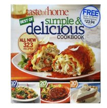 TOH Best of Simple & Delicious Cookbook