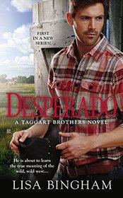 Desperado (Taggart Brothers, Bk 1)