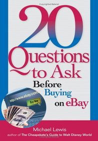 20 Questions to Ask Before Buying on eBay (20 Questions)