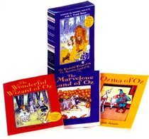 Oz Box Set (Books of Wonder)
