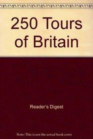 250 Tours of Britain
