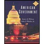 American Government Ap Non Contract 9th Edition