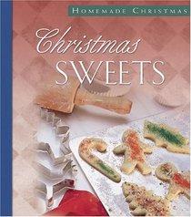 Christmas Sweets (Homemade Christmas)