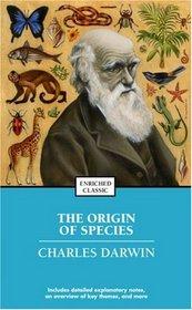 The Origin of Species (Enriched Classics)