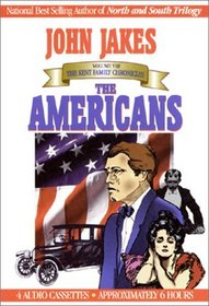 The Americans (The Kent Family Chronicles, Volume 8)