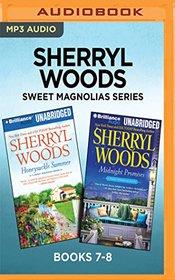 Sherryl Woods Sweet Magnolias Series: Books 7-8: Honeysuckle Summer & Midnight Promises