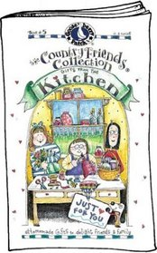 Gifts from the Kitchen: Homemade Gifts to Delight Friends and Family (Country Friends Collection)