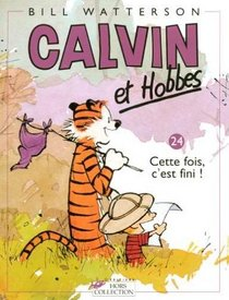 Calvin & Hobbes, Tome 24 (French Edition)