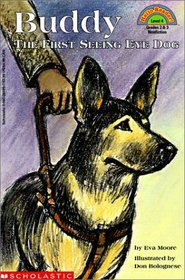 Buddy: The First Seeing Eye Dog (Hello Reader L4)