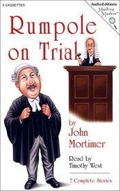 Rumpole on Trial (Mystery Masters Series)