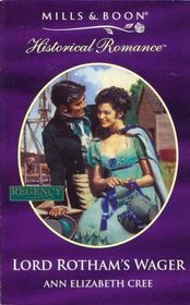 Lord Rothams Wager (Historical Romance)