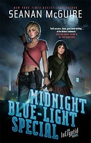 Midnight Blue-Light Special: An Incryptid Novel