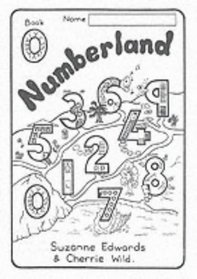 Numberland: Introductory Book 0 (Numberland)