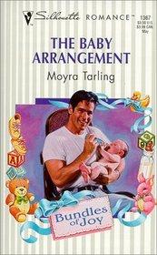 The Baby Arrangement (Bundles of Joy) (Silhouette Romance, No 1367)