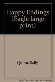 Happy Endings (Paragon Large Print)