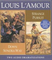Down Sonora Way / Strange Pursuit  (Audio CD) (Abridged)