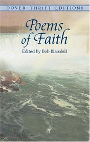 Poems of Faith (Dover Thrift Editions)