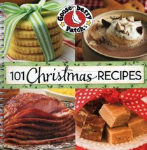 101 Christmas Recipes (Gooseberry Patch)