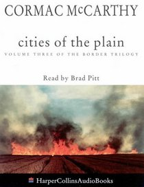 Cities Of The Plain-Audio Book-Unabridged-Cassette