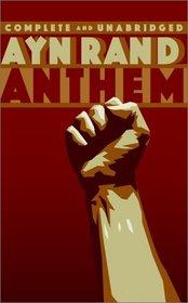 Anthem (Audio Cassette) (Unabridged)