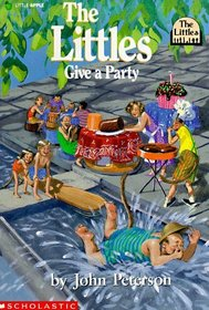 The Littles Give a Party (Littles, Bk 5)