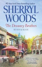 The Devaney Brothers: Ryan and Sean: Ryan's Place / Sean's Reckoning (Devaneys, Bks 1-2)