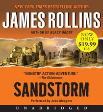 Sandstorm (Sigma Force, Bk 1) (Audio CD) (Unabridged)