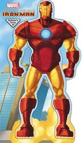 The Invincible Iron Man (Stand-up Mover)