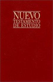 Nuevo Testamento de estudio (Spanish Edition)