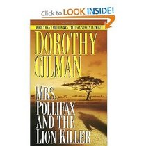 Mrs. Pollifax and the Lion-Killer
